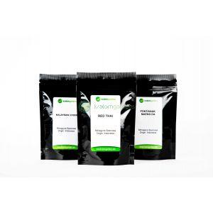 Kratom Sample Pack 3x 25 gram